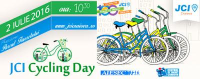 JCI Cycling Day - Craiova 02 Iulie
