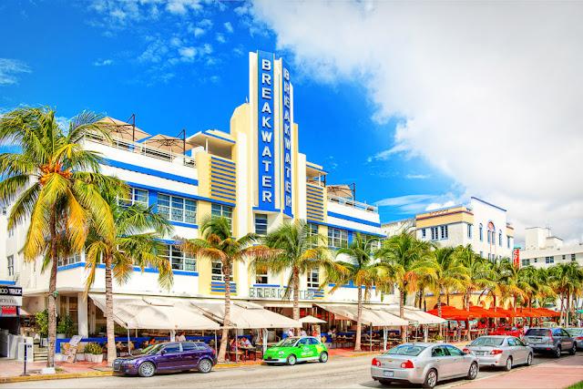 Breakwater Hotel em Miami