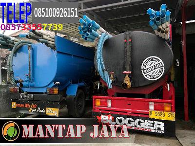 Jasa Tinja Bratang Surabaya Selatan