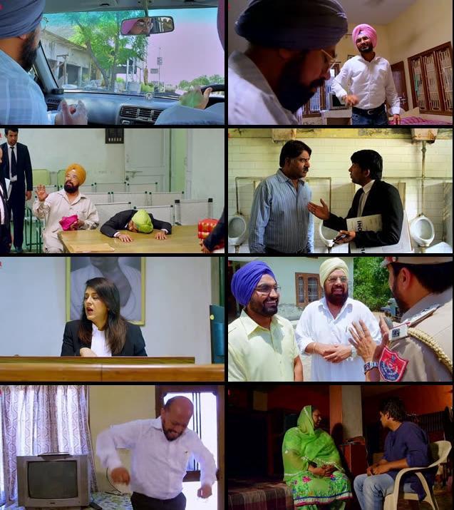 Judge Singh LLB Punjabi Full Movie Download DVDRip