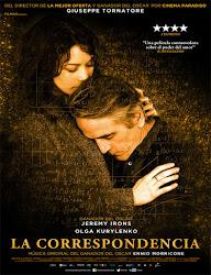 pelicula La corrispondenza (La correspondencia) (2015)