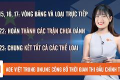 Bản tin AoE ngày 9/1: Chốt thời gian thi đấu, AOE Việt Trung đang đến rất gần!