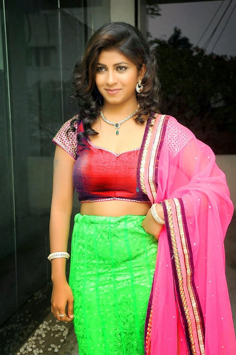 Top Beautiful Actress Geethanjalis Photos From South -7639