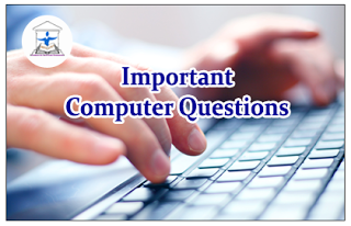 Important Computer Questions for LIC AAO and Upcoming Exams Set-9