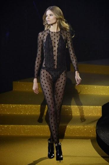 Lingerie francesa abre Semana da Moda em Paris