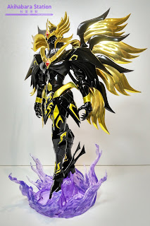 "Saint Cloth Myth EX ""Evil God Loki"""