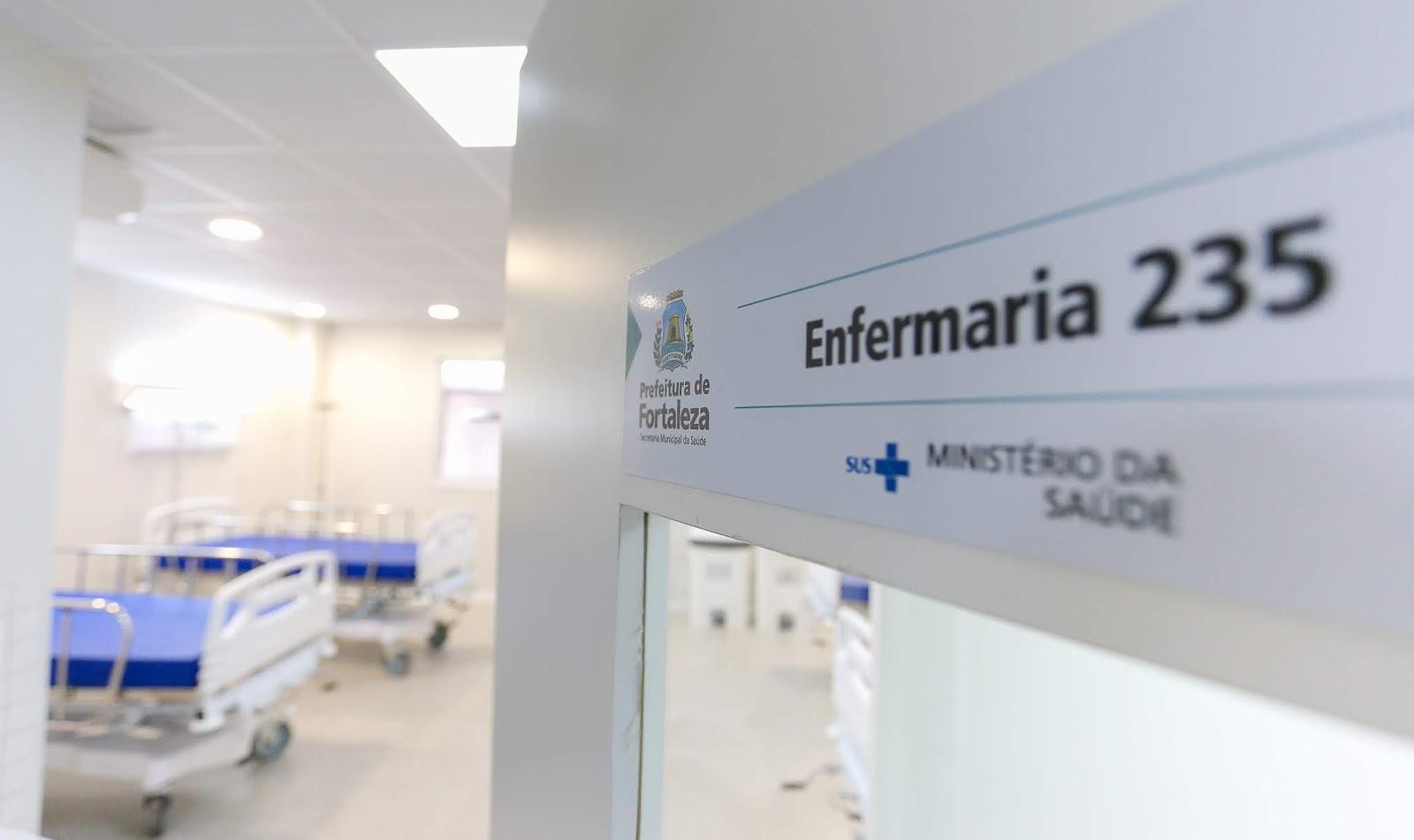 IJF 2 começa a receber pacientes em 60 novos leitos 0fd0fe95a0274