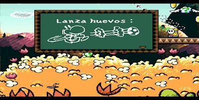 Super Mario World 2: Yoshi's Island [Español] - Captura 4