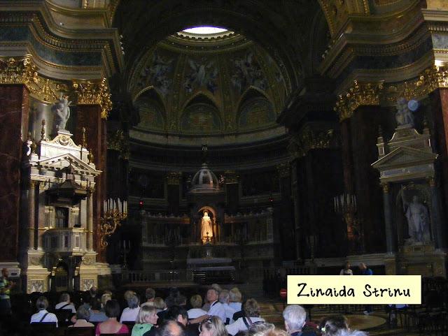 budapesta-in-catedrala-sfantul-stefan