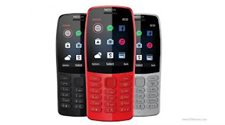 Nokia 210, Feature Phone Terbaru yang Dibanderol Rp 400 Ribuan