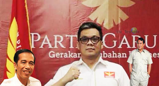 Dekat dengan Gerindra, Ternyata Ini Alasan Partai Garuda belum mau Dukung Prabowo Subianto