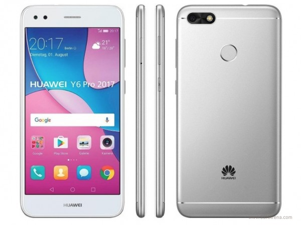 Huawei Y6 Pro 2017 CAMERA OVERVIEW