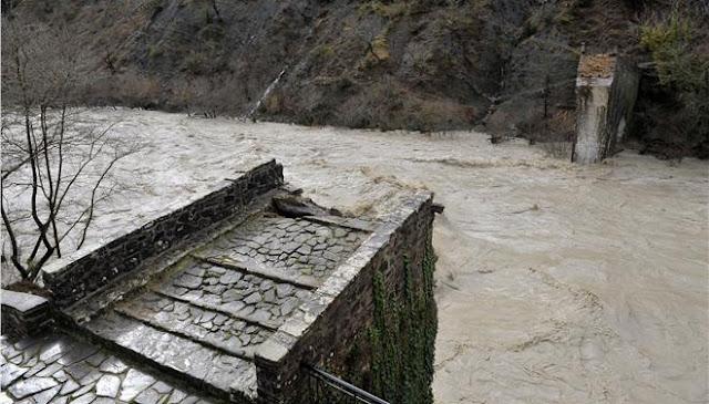 Γιάννενα: Εγκρίθηκαν οι μελέτες αποκατάστασης του Γεφυριού της Πλάκας
