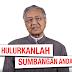 Tun M harap Rakyat Malaysia Dalam Memberi Sumbangan pada PPBM