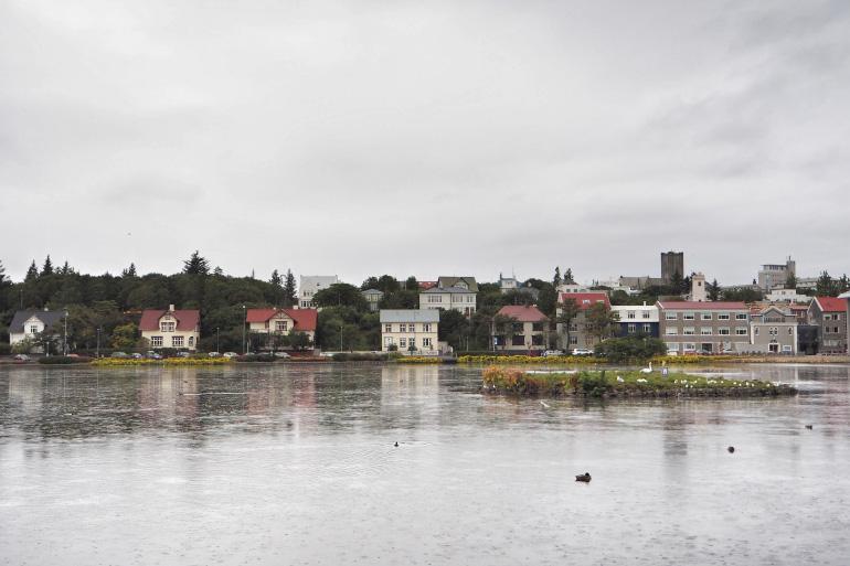 Découverte de la ville de Reykjavik en Islande