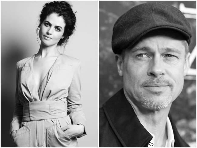 Brad Pitt say đắm nữ giáo sư xinh đẹp và tài giỏi Neri Oxman - Ảnh 1