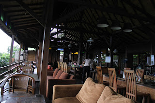 Lisung Cafe, Kuliner Malam Bandung