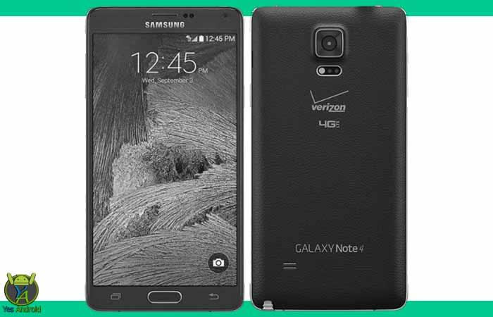 [Update] N910VVRU2CQF2 | Samsung Note 4 SM-N910V