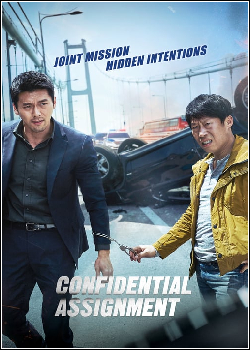 Confidential Assignment Dublado