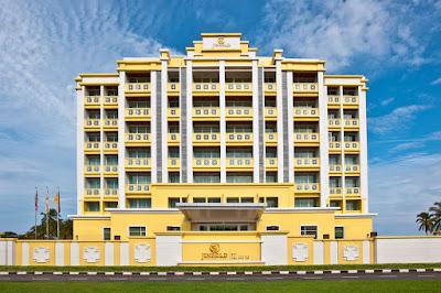 Jinhold Service Apartment Kuching