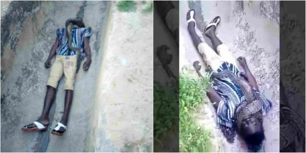 Man strangled to death by his pet snake in Ghana