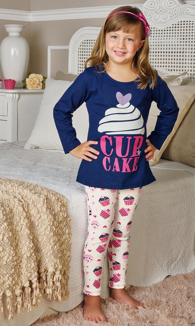 Pijama ou Camisola Docinho infantil