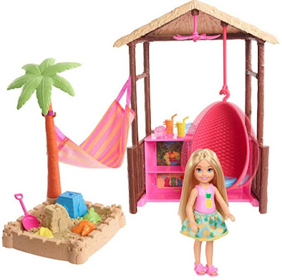 Barbie Tiki Hut 2019
