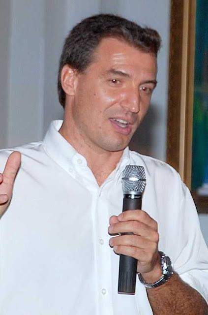 Ricardo Augusto Felício, professor do Departamento de Geografia da USP