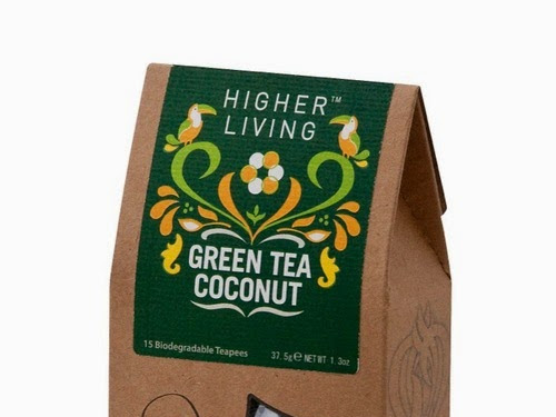 #Win 2 Packs of Higher Living Tea #Competition