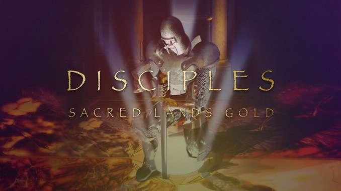 Disciples: Sacred Lands Gold