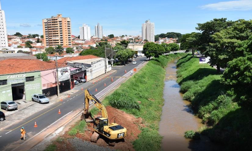 Canalização do São Domingos custará R$ 10,7 milhões em Catanduva