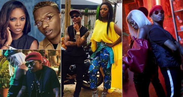 "Wizkid ""Fever"" Comes Back to Life With The Tiwa Savage Effect"
