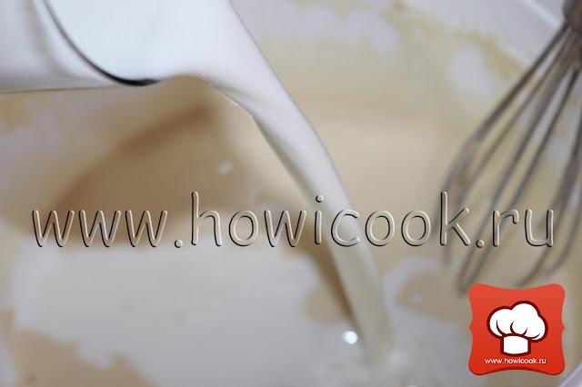 рецепт блинчиков на кефире с пошаговыми фото