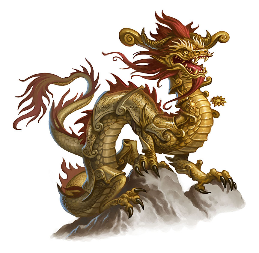 THE ART OF JIM NELSON: Chinese Dragons
