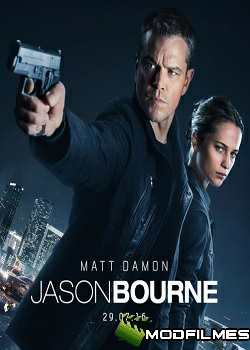 Capa do Filme Jason Bourne