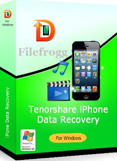 Tenorshare iPhone Data Recovery Full
