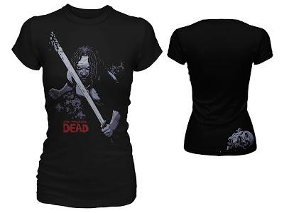 Da J!NX le T-shirt di The Walking Dead