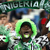 Super Eagles supporters deny claims on live chicken, say 'we use prayers, not chickens'
