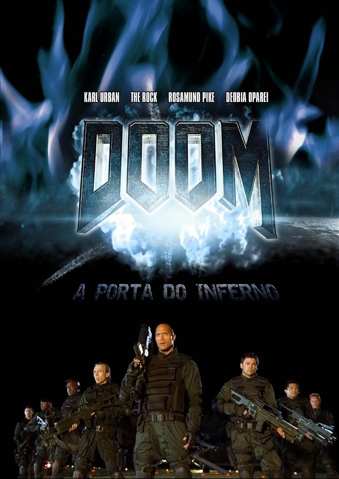 Doom ล่าตายมนุษย์กลายพันธุ์ [HD][พากย์ไทย]