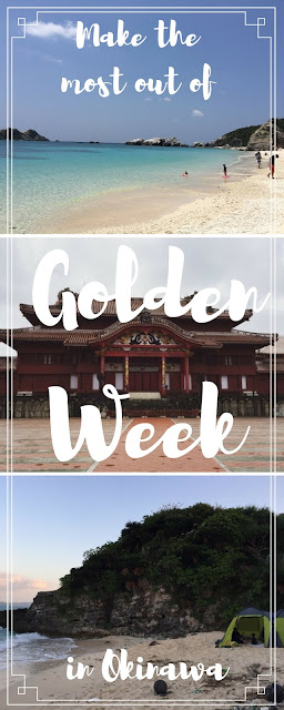 Golden week in Okinawa is a great time to visit! The weather is warm and the water is lovely and it is just before the extreme summer heat and humidity arrives! Make the most of your holiday with tips in this post!