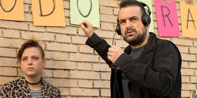 El Vecino, Netflix, Nacho Vigalondo, Titán, Quim Gutiérrez