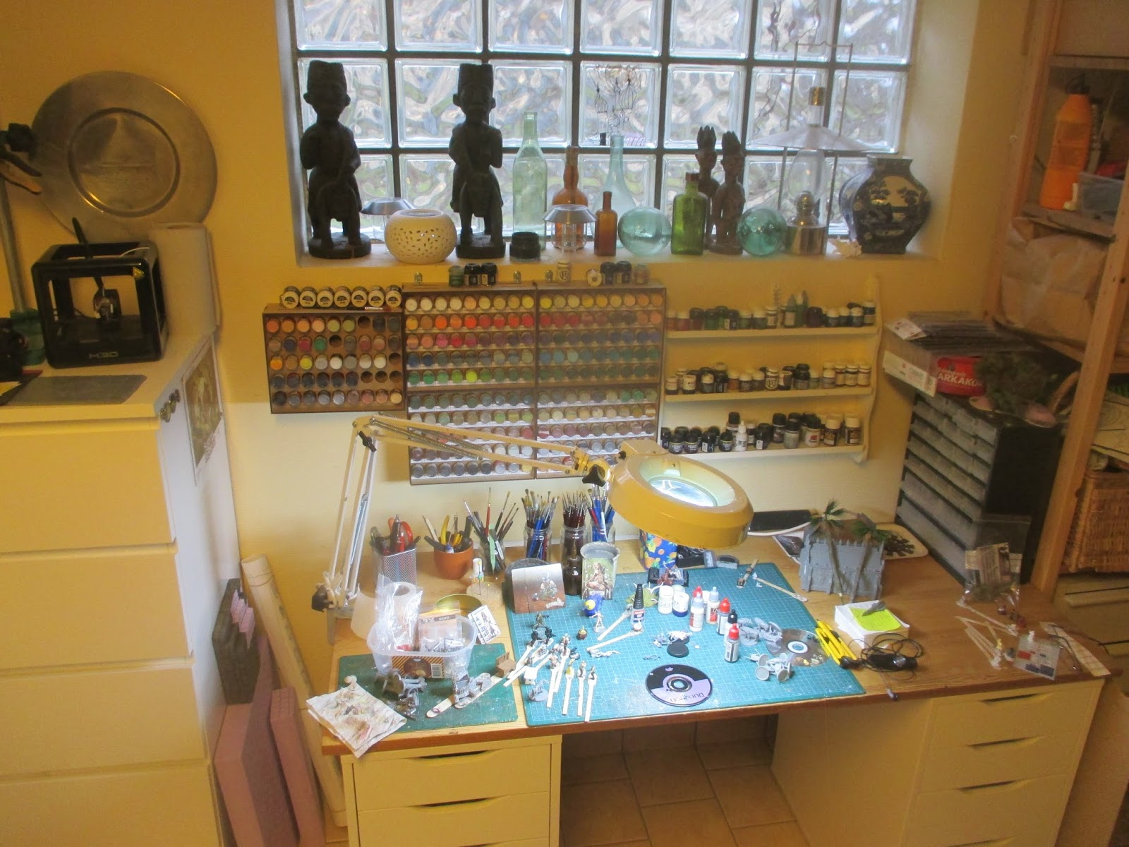 The Miniatures Man The Hobby Corner