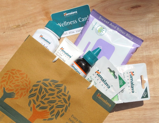 Himalaya Herbals Haul India