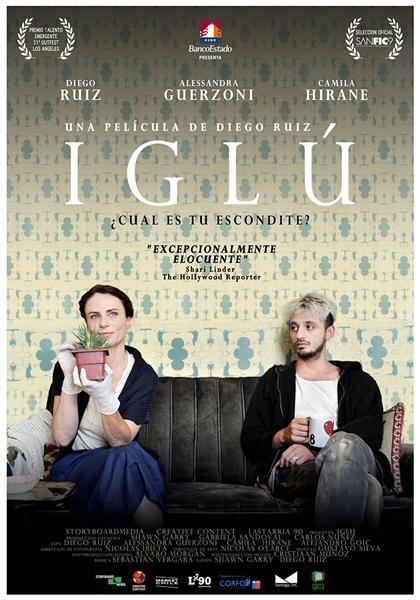 VER ONLINE Y DESCARGAR PELICULA: Iglu - Chile - 2013
