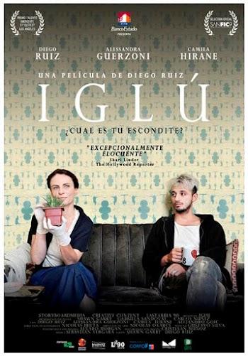 VER ONLINE Y DESCARGAR: Iglu - PELICULA GAY - Chile - 2013 en PeliculasyCortosGay.com