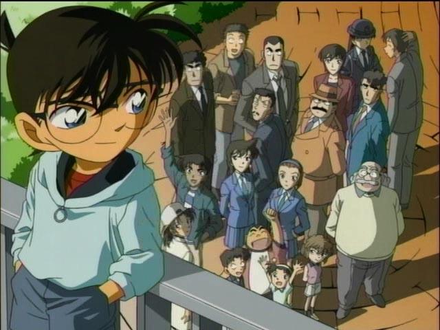 Hal Lucu Yang Terdapat Pada Cerita Detective Conan
