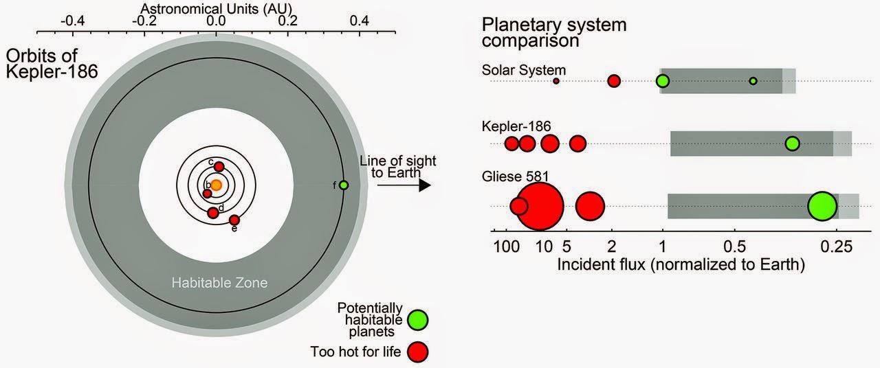 The Dragon's Gaze: Kepler-186f's Paper