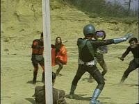 Kamen Rider (1971) Episode 1 - 98