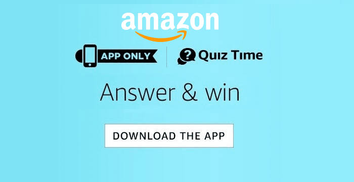 Amazon Quiz Answers Today Answer And Win a Vivo V9 (5 April ...