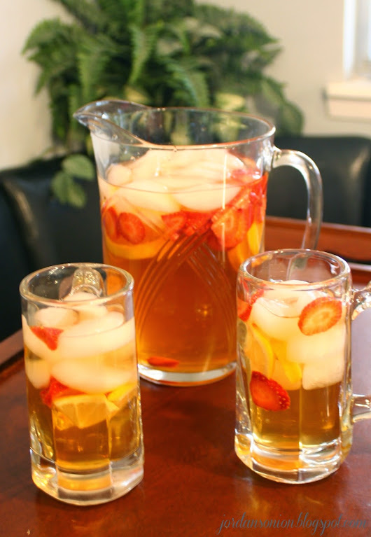 Lemon Berry Iced Tea
